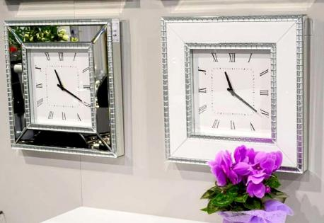 Zegar lustrzany Polaris