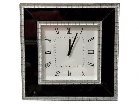 Zegar lustrzany luxury
