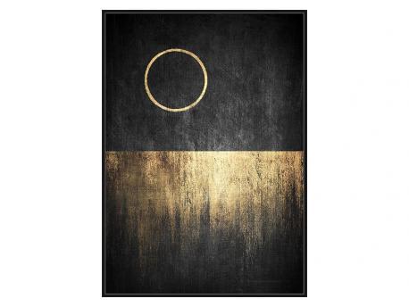 Obraz płócienny Sun Gold