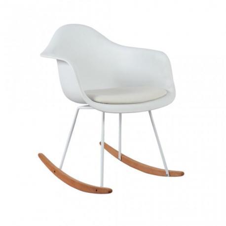Krzesło Medina białe