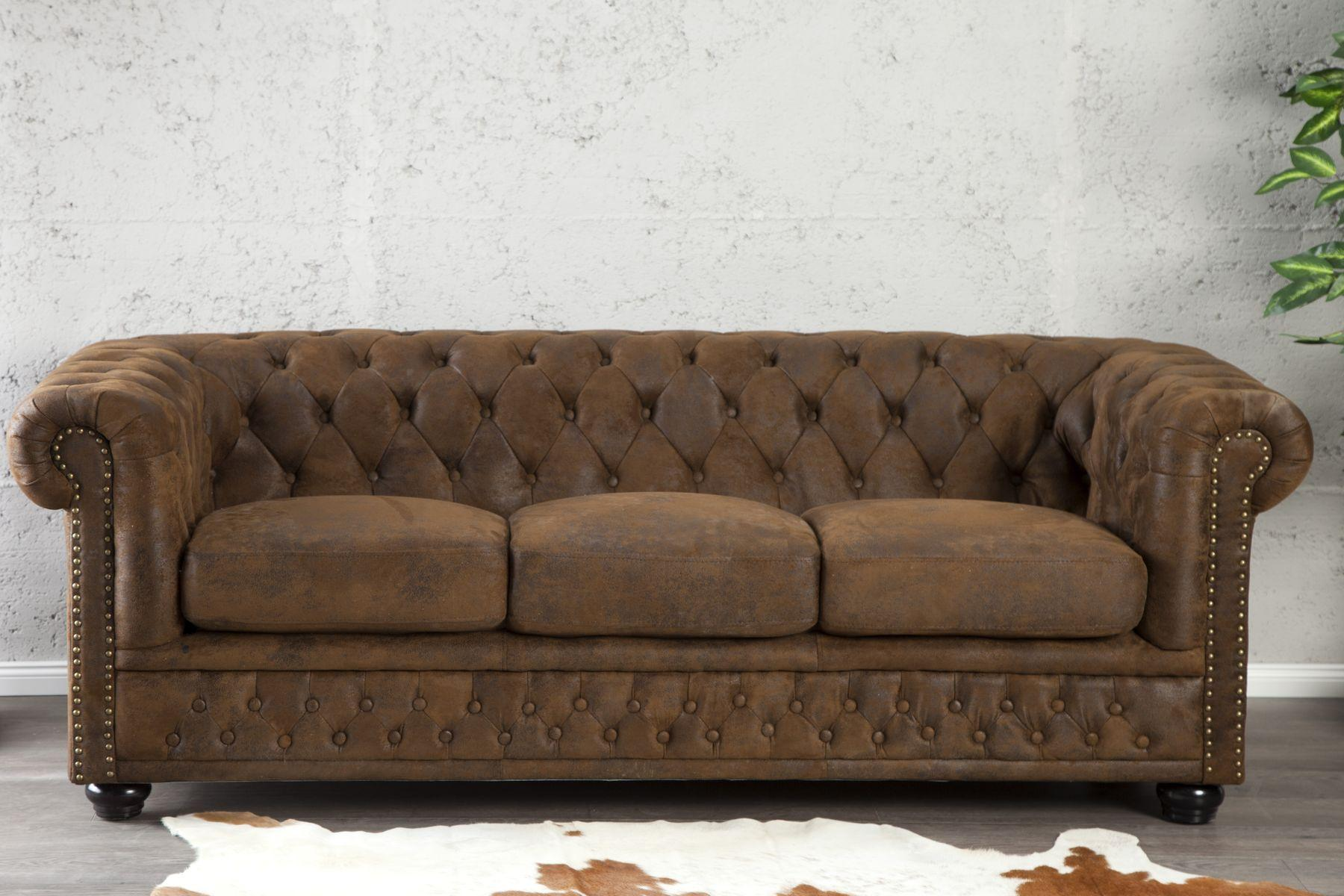 Sofa Chesterfield 3...