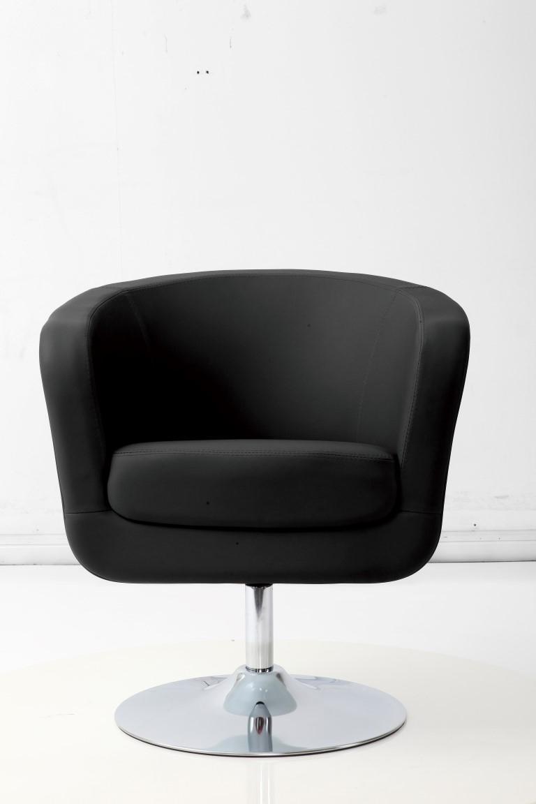 Fotel Obrotowy Magnum / czarny