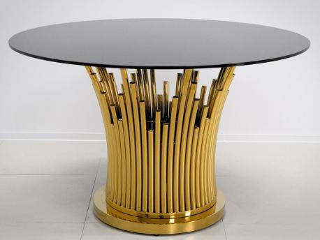 Stół Luxury Złoty glamour B...