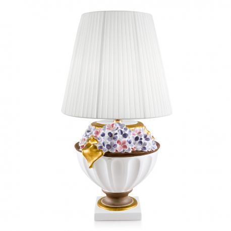 WŁOSKA LAMPA NATURE FLOWERS...