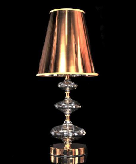 LAMPA NOCNA ZŁOTA VENEZIANA