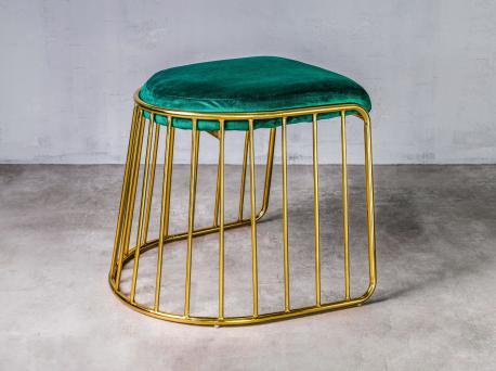 Pufa Bali zielona / GL