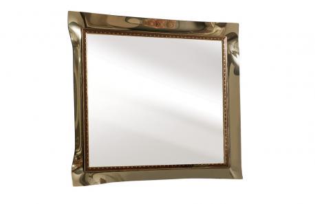 Włoskie szklane lustro...