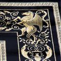 Dywan z meandrem Versace +...