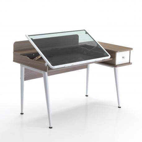 Włoskie biurko SET-UP /...