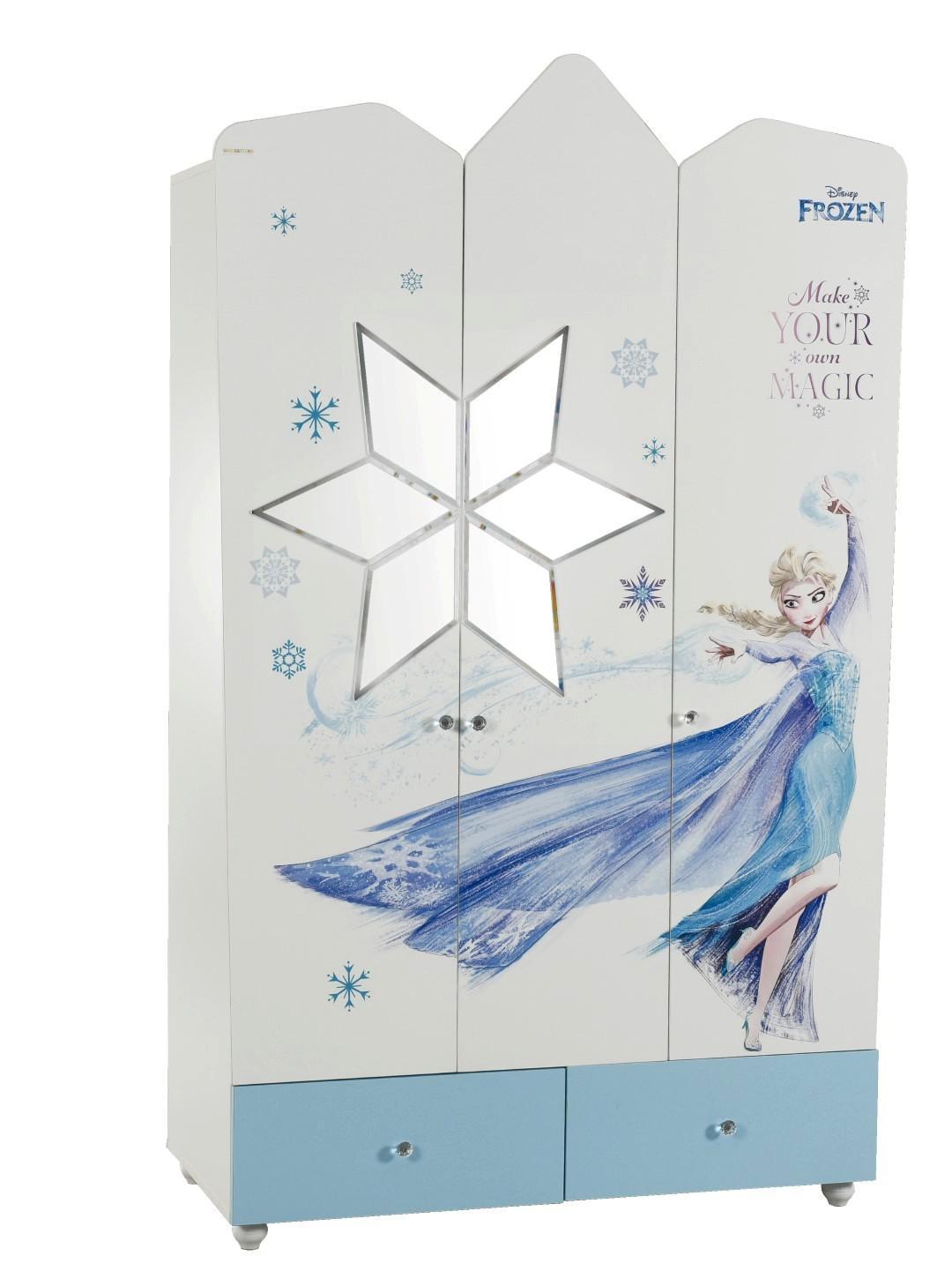 Szafa Frozen - Królowa...