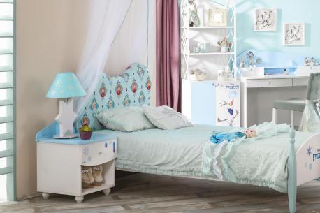 Łóżko Frozen - Królowa...
