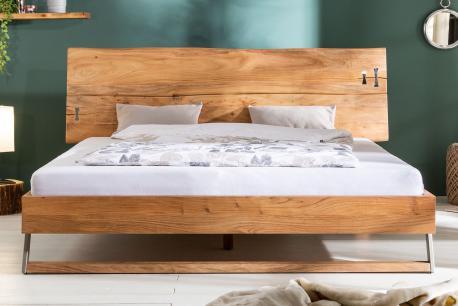 Łóżko Mammut 180 jasna...