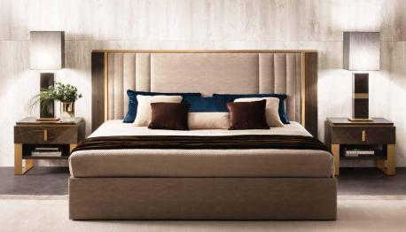 Włoskie łóżko Essenza King...
