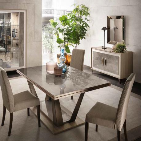 Włoski stół fix Ambra 160