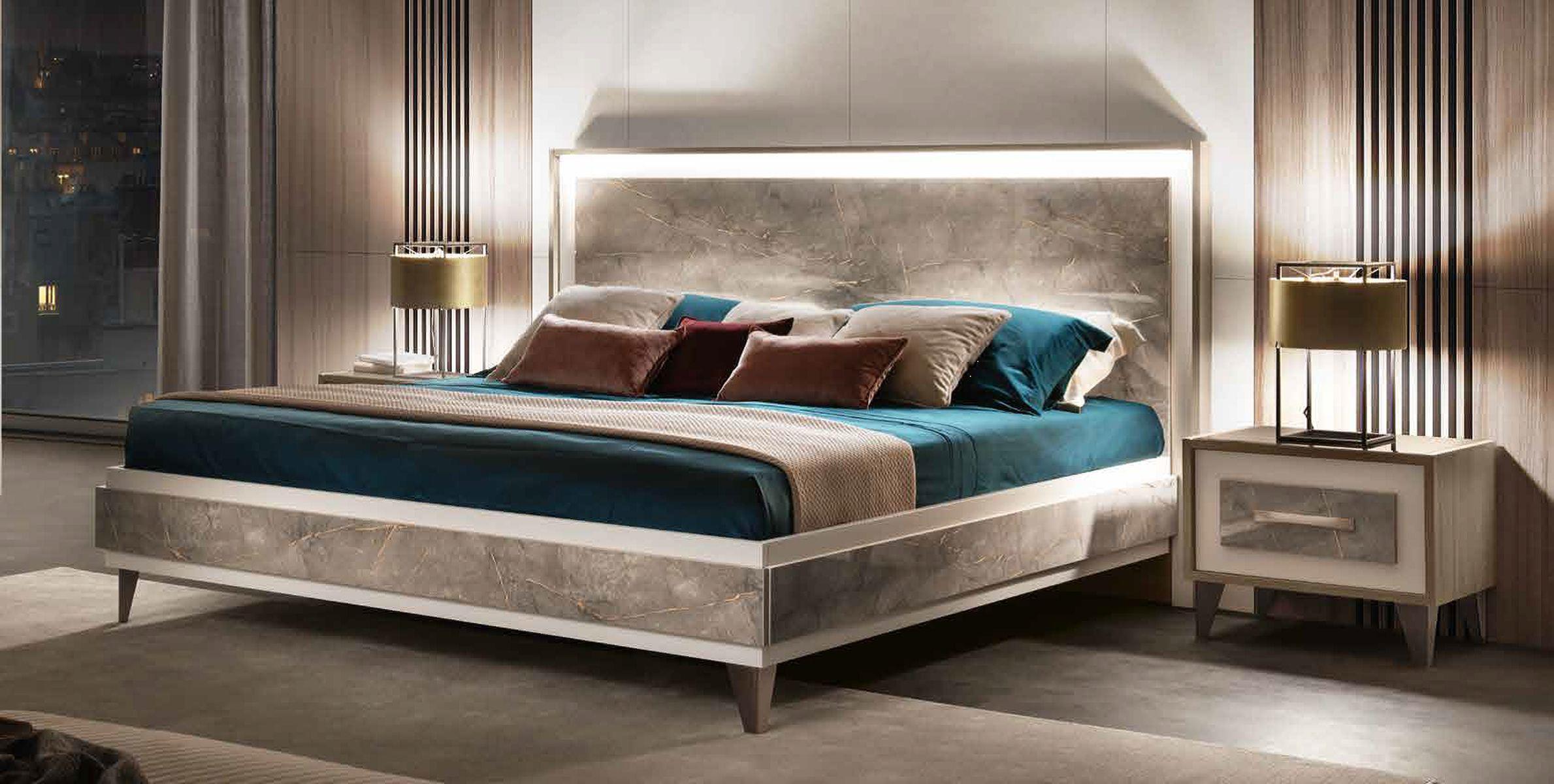 Włoskie łóżko Ambra Queen...