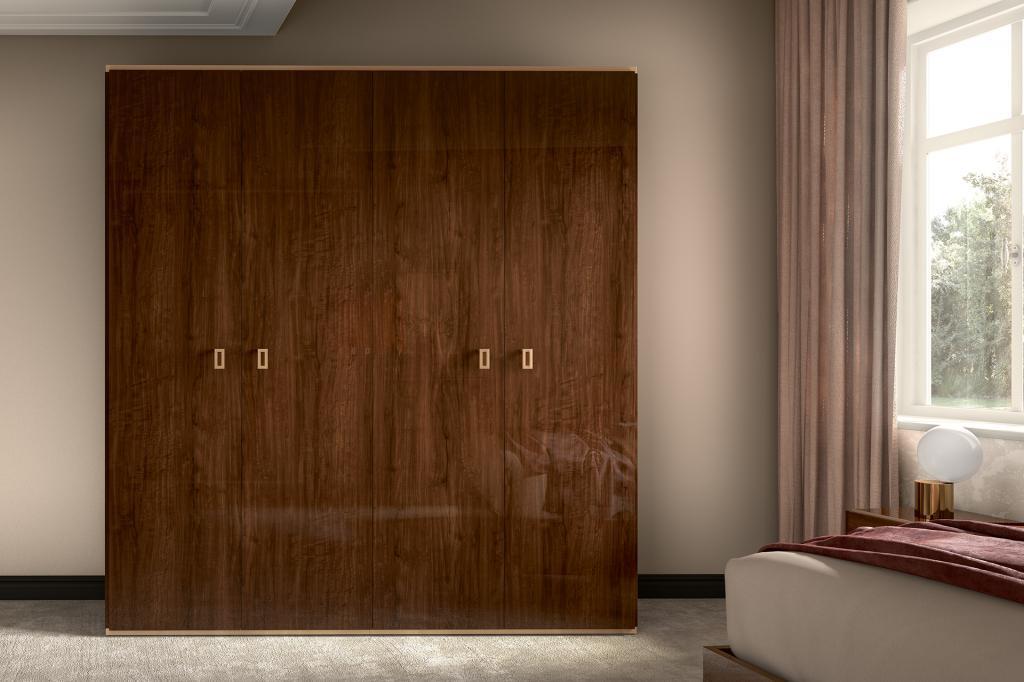 Włoska szafa 4 drzwiowa Eva...