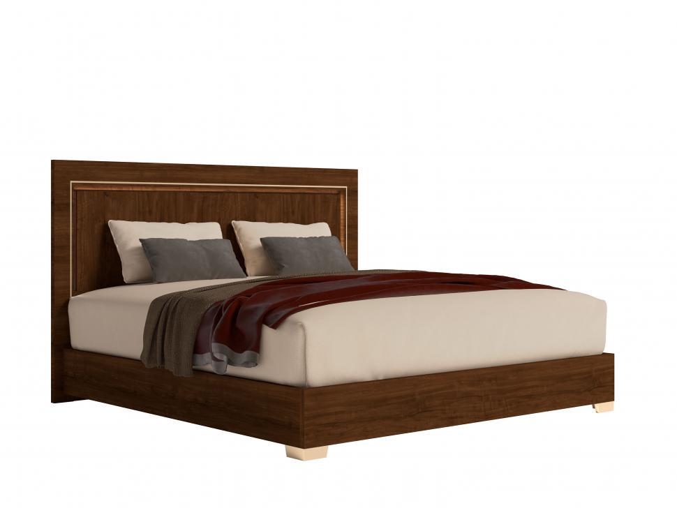 Włoskie łóżko 198 cm z...