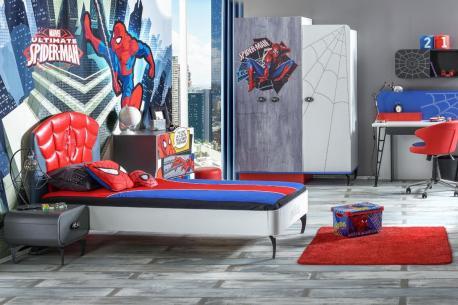FOTEL OBROTOWY SPIDERMAN