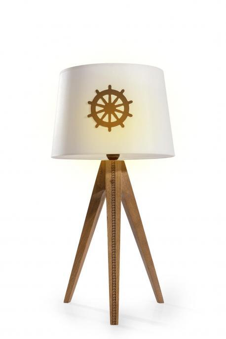 Admiral - lampa stołowa