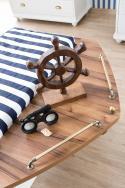Admiral - łóżko  łódź